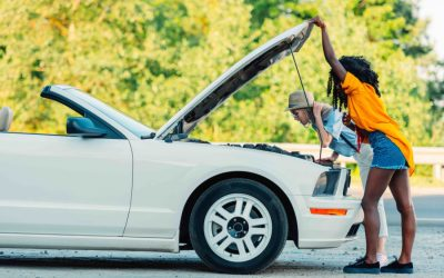 Can you buy an extended warranty for a used car in California?