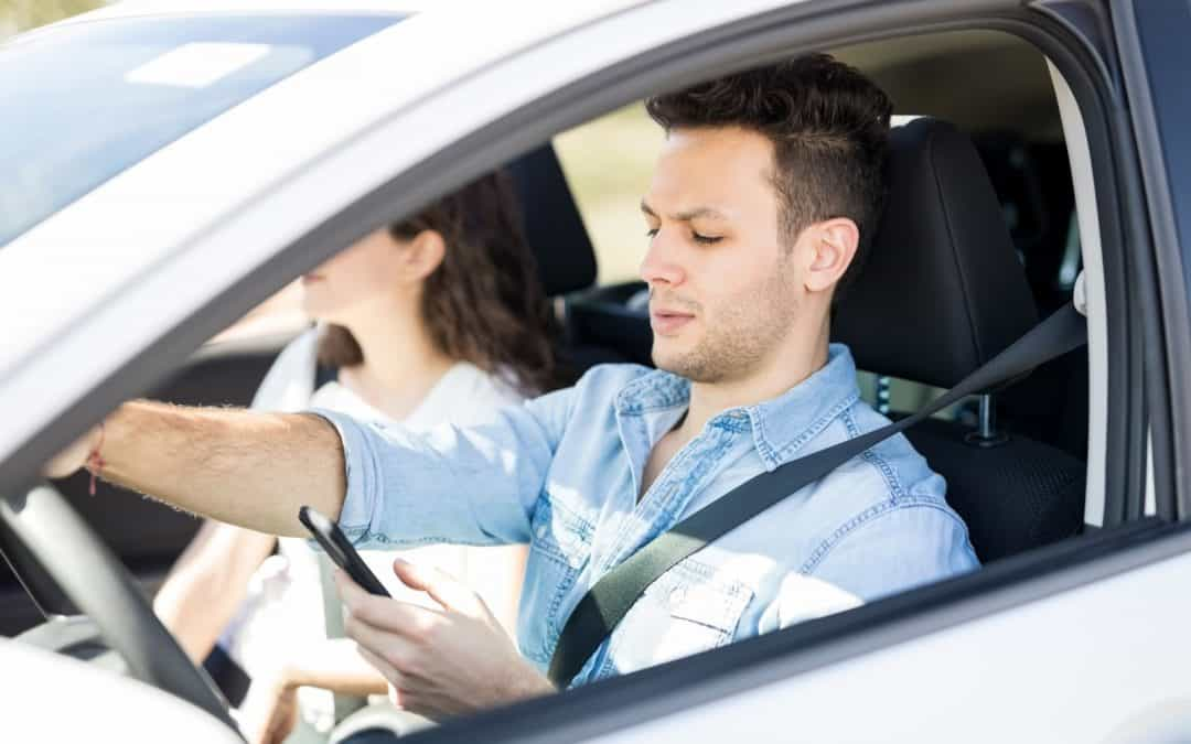 Kick the Bad Habit of Texting and Driving