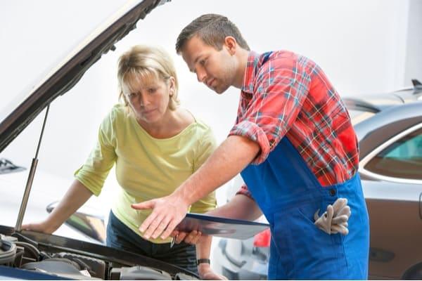 used car repairs