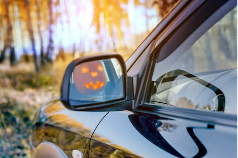Dressing up Your Ride for Halloween!
