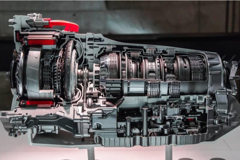 BMW Series 5 Transmission Problems