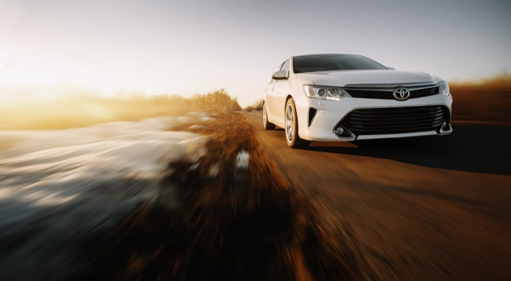 What's the Best Toyota Camry Year?
