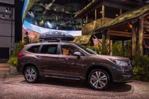 cvt issues with subaru ascent