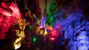 meramec caverns location route 66