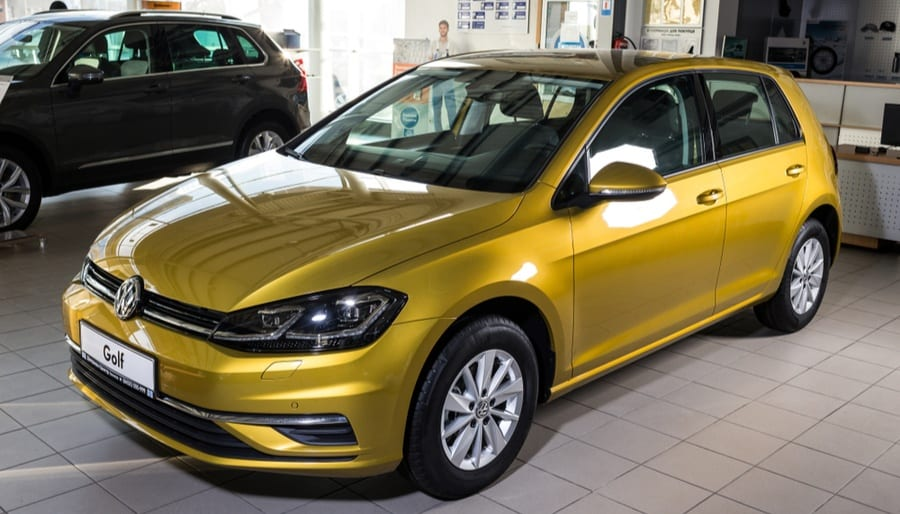 which vw golf is most reliable