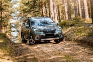 are subaru foresters reliable