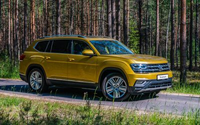 VW Atlas Reliability: The 3rd Row SUV From Volkswagen
