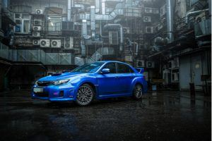 how much is used Subaru Impreza