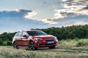 used Subaru Impreza cost