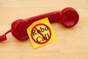 how stop robocalls landline