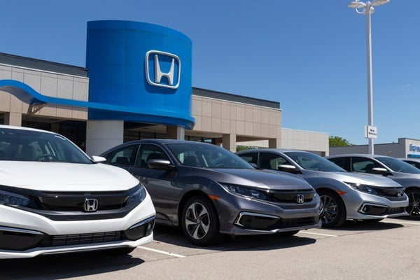 how much is a honda civic